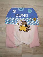 Колготки Дюна махровые 415 зимние  на девочку 68/74,74-80, 86/92 р разные цвета. 68-74 звезда розовые