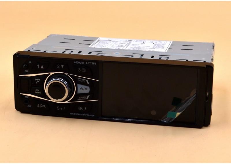 """Автомагнитола мультимедийная Car MP5 4030UM 4,1"""" экран"""