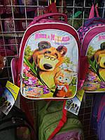 Портфель школьный Маша и Медведь