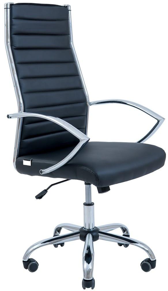 Компьютерное Кресло Малибу черное