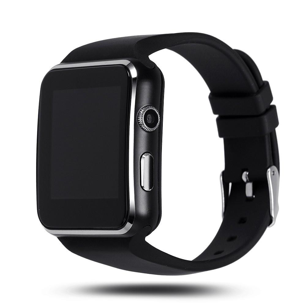 Умные часы Smart Watch X6 Silver