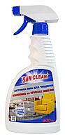 Средство для выведения пятен и чистки ковров Сан Клин Универсал с триггером - 500 мл.