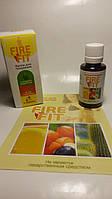 FIRE FIT - Капли для похудения (Фаер Фит), Сжигает жир без физических упражнений и дорогих диет