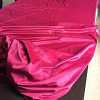 Розовая ткань для штор велюр, софт, плюш, бархат Velur. Турецкая ткань для штор.
