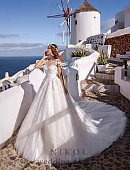 Свадебное платье № S-494