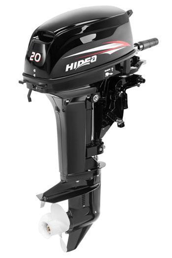 Човновий мотор Hidea HD 20 FFES