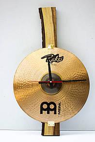 Вінтажний настінний годинник Pride&Joy Cymbal