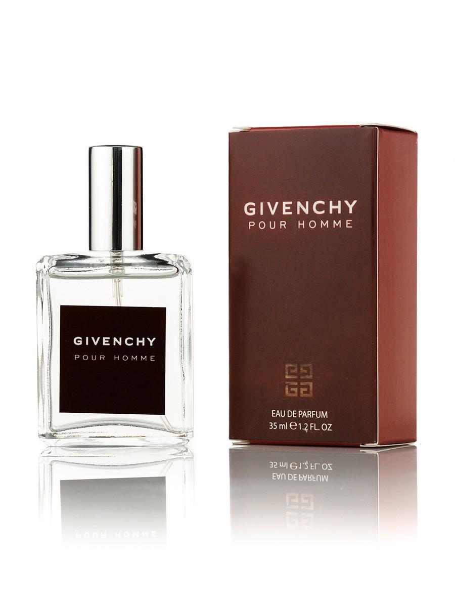 Мини парфюм Givenchy Pour Homme (Живанши Пур Хом) 35 мл