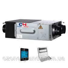Приточно-вытяжная вентиляционная установка с рекуператором Cooper@Hunter CH-HRV5K