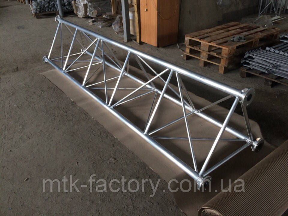 Мачта алюмінієва МФ600 - висота 6 м