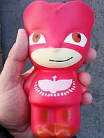 Игрушка сквиш-антистресс герои в масках Алетт