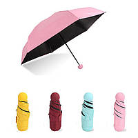 Мини зонт с капсулой, фото 1