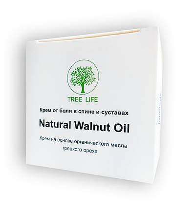 Natural Walnut Oil - Крем от боли в спине и суставах Нейчирал Велнут Ойл, фото 2