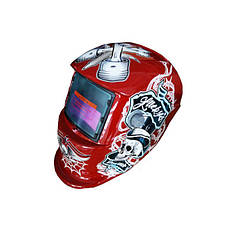 Сварочный шлем с регулировкой Kraft&Dele KD883