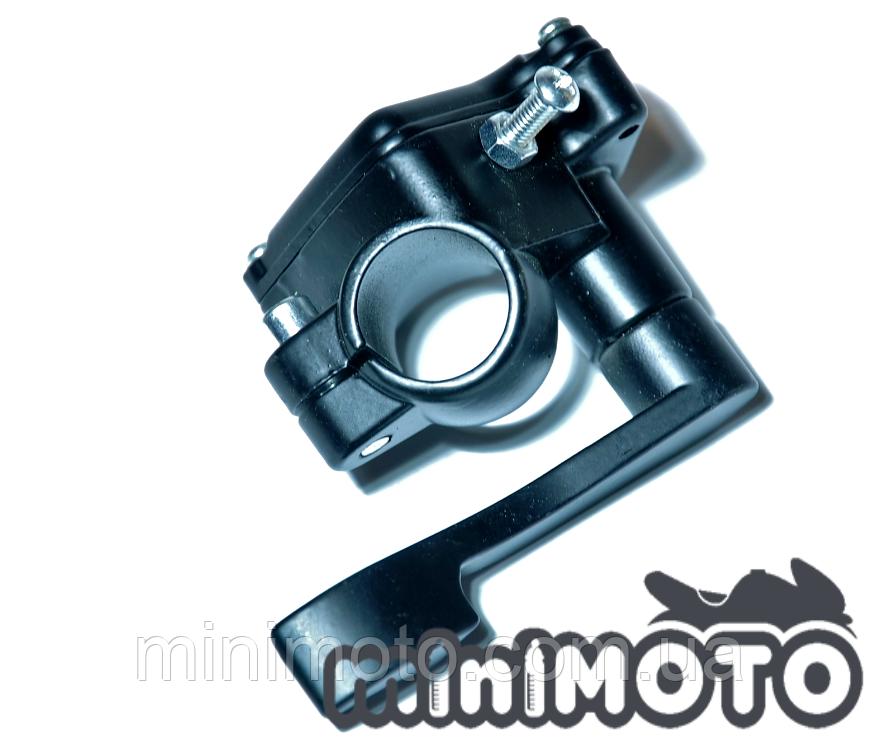 Курок (рычаг) газа для мини квадроцикла ATV 50-110 (с ограничителем)