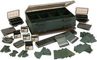 Коробка для принадлежностей Fox Box Deluxe Set Large Double