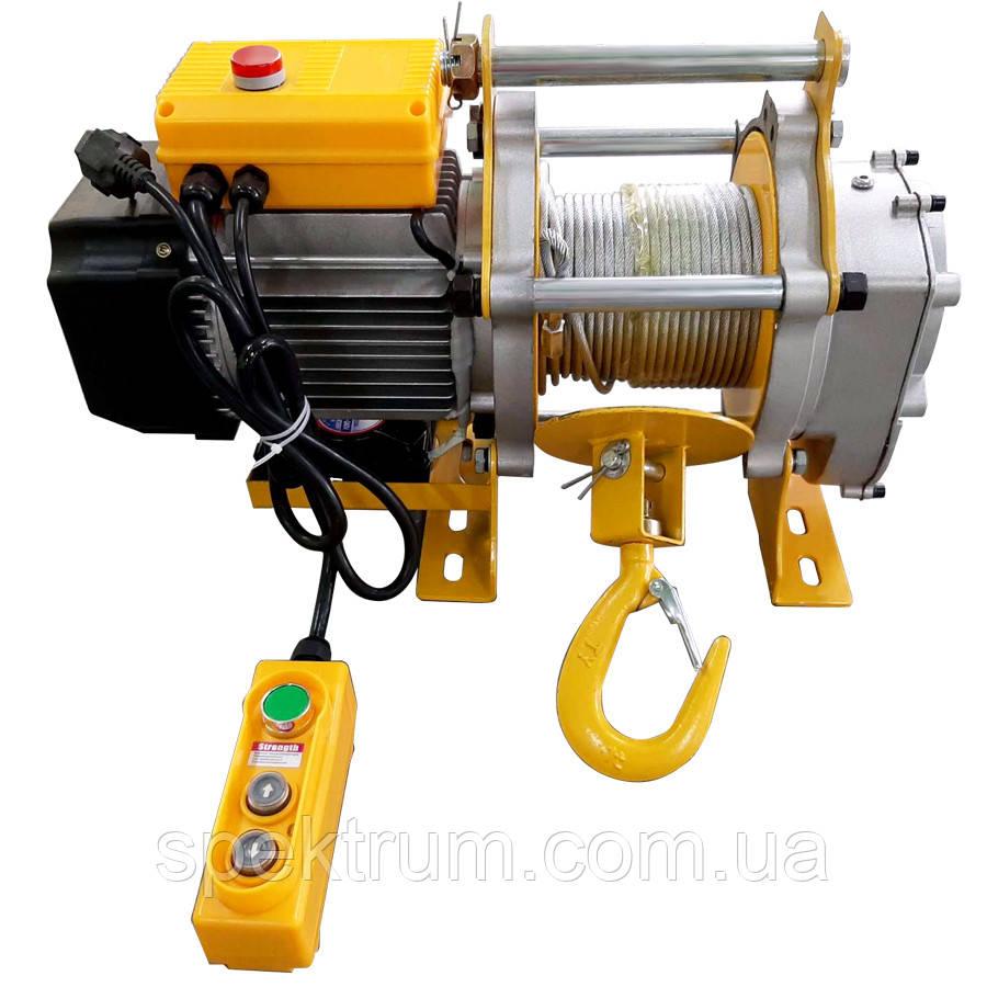 Лебідка електрична ТЅА-500-220