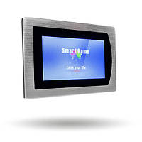 Домофон цветной Сенсорный AHD видеодомофон Green Vision GV-056-AHD-J-VD7SD silver