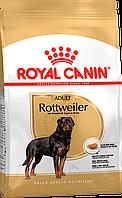 ROYAL CANIN ROTTWEILER ADULT* 12 кг. Роял Канин Корм для Ротвейлеров старше 18 месяцев
