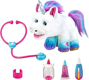 Интерактивный единорог и набор ветеринара Little Live Rainglow Unicorn Vet Set