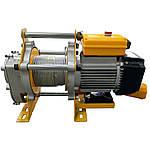 Лебідка електрична ТЅА-500-220, фото 2