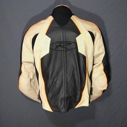 Мотокуртка POLO R NEW кожа, фото 2