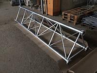 Мачта алюмінієва МФ600 - висота 12 м