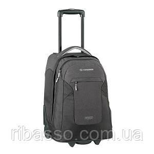 Сумка-рюкзак на колесах Caribee Voyager 35 Asphalt/Black