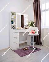 Кресло визажиста, стул визажиста, стул мастера, кресло мастера, крісло майстра, стілець майстра Hoker Astana