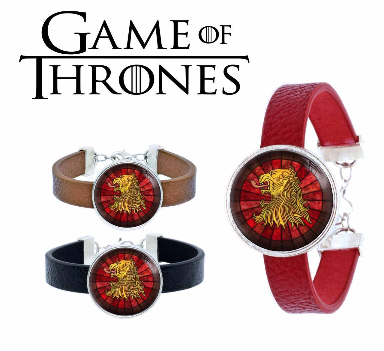 Браслет Ланнистеры Игра престолов / Game of Thrones