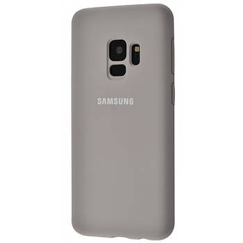 Чехол Silicone Case Full Protective для Samsung Galaxy S9