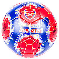 Мяч футбольный ARSENAL (ручная сшивка), фото 1