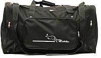 Дорожная сумка средняя 57 л Wallaby (Валлаби) 3070 черная