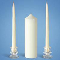 """Набор свадебных свечей """"Семейный очаг"""" (арт. EL-109)"""