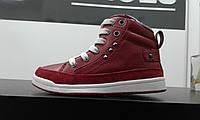 Creeks ботинки детские красние 24,25,26,28,29 размер. Оригинал