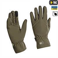 Перчатки M-tac Winter Soft Shell Olive, фото 1