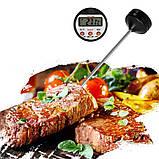 Термометр для мяса TP-100 (от -50 до 300 ºC) со щупом из нержавеющей стали, фото 4