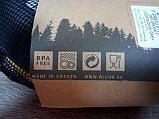 Туристический набор посуды Wildo Explorer Kit Blueberry & Dark Grey 67275, фото 3