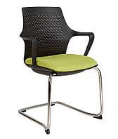 Кресло для ожидания Gemina black CF ТМ Новый Стиль