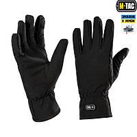 Перчатки M-tac Winter Soft Shell Black, фото 1