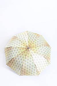Зонт FAMO Верна желтый Диаметр купола 111.0(см)/ Длина спицы 56.0(см)/ Длина в сложенном виде 32.0(см) (116) #L/A
