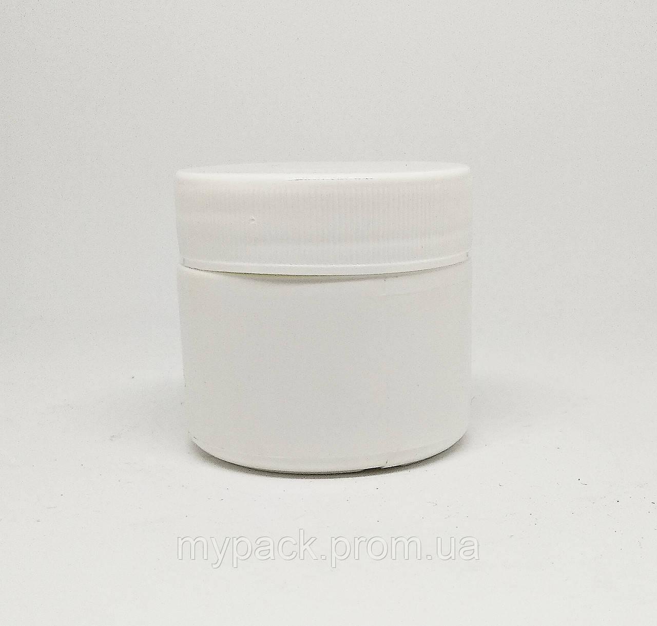 Баночка для крема / геля 30 мл - 250 шт