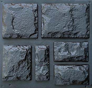 Форми для декоративного каменю і плитки