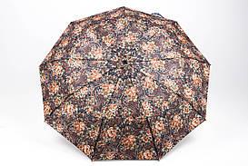 Зонт FAMO Мюнхен коричневый Диаметр купола 98.0(см)/ Длина спицы 56.0(см)/ Длина в сложенном виде 36.0(см) (MR148) #L/A