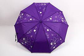 Зонт Max Komfort Прага фиолетовый Диаметр купола 98.0(см)/ Длина спицы 55.0(см)/ Длина в сложенном виде 30.0(см) (Р114) #L/A