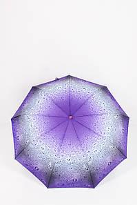 Зонт No brand Рейн фиолетовый Диаметр купола 97.0(см)/ Длина спицы 56.0(см)/ Длина в сложенном виде 32.0(см) (MR629) #L/A