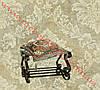 Кованый пуфик 20, фото 3