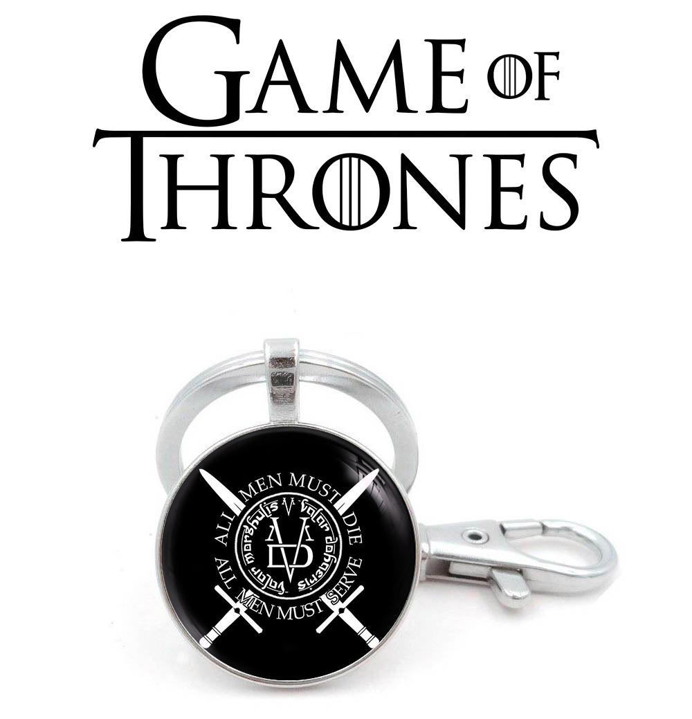 Брелок Безликие Игра престолов / Game of Thrones