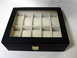 Шкатулка для хранения часов Craft 10WB.MAT.BL