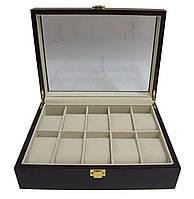 Шкатулка для хранения часов Craft 10WB.MAT.BR.LID